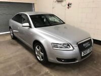 2007 Audi A6 2.7 TDI SE Heated Leather, Park Sensors, Cruise Control, 6 Speed, 3 Month Warranty