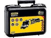 Stanley fatmax multi oscillating tool