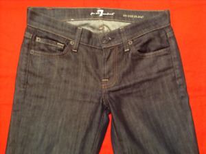 7 For All Mankind jeans - assorted ladies