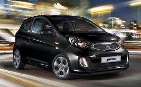 Black Kia Picanto 2014, 23k miles - £4,000 (worth £4500-£5000 - want quick sale)