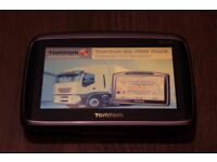 Tomtom Go 550 Truck For Hgv, Van, Coach, Taxi, Car, Full Europe, NEW MAPS