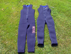Farmer John Wetsuits -  Both for $90, or sold separately for $50