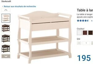 Table langer