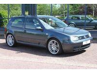 2003 VW Golf GTi (150hp Diesel) Exclusive - 3 Door 102K Miles 8month MOT.