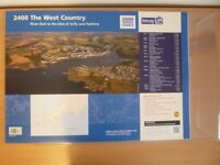 Imray Nautical Charts - Folio 2400 The West Country 2016 edition