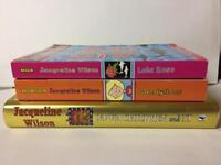 Girls books Jacqueline Wilson