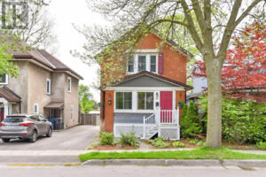 Beautiful Downtown Century Home on a Quiet Street!