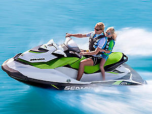 Looking to rent 3 Seater SeaDoo
