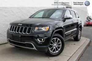 2015 Jeep Grand Cherokee Limited * TOIT OUVRANT+UCONNECT* 18.57$