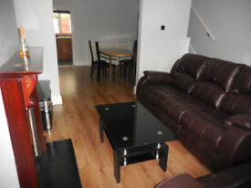 Great 2 bed furnished house by Hoole amenities, dbl bed, Skydish, f/f, washing m/c, low maint. yard