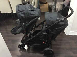 New baby double stroller $725