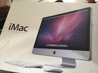 "Apple iMac 68.6 cm (27"") 1 TB 3.1 GHz Intel i5 Dual-core"