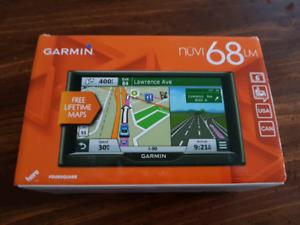 Gps - Garmin Nuvi 68LM