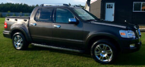 2007 Ford Explorer Sport Trac Limited Edition
