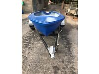 9'Fibreglass Dinghy with trailer