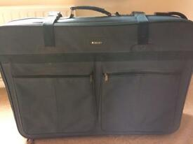 Large light weight suitcase