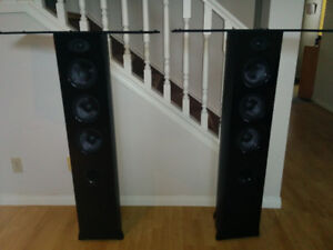 Soundstage Signature series tower speakers