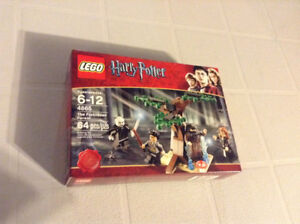 LEGO Harry Potter The Forbidden Forest (4865)