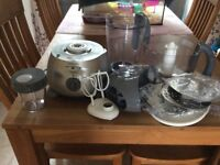Kenwood FP480,FP580, large bowl, multi-pro food processor.