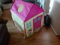 Pepper pig Indoor/Outdoor tent