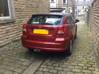 Chrysler Dodge Caliber (57) SXT CVT petrol auto. 2.0l FSH 39k miles Excellent Condition in & out.