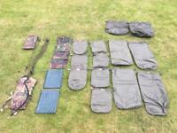 Waterproof dry bags and ex military kit - still available £100 ono