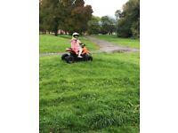 50cc kids quad bike