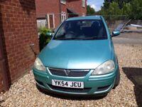 2004 Vauxhall Corsa 1.2 Good Condition