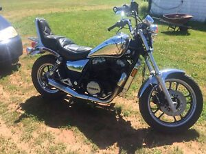 750 Honda Shadow