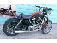 Harley Davidson Sportster XLH1200