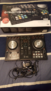 Traktor Kontrol S2 Mk2 Mint Condition
