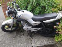 Yamaha YBR 125i May swap or P/X