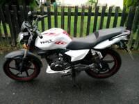 125cc,,2012..mot may 2018