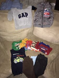 Boys 6 month fall/ winter lot