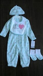 Brand New 4-Piece Set from Carters - $12