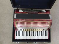 Hohner Verdi V 120 Bass Piano Accordion