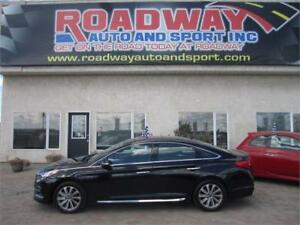 2015 Hyundai Sonata Sport  LOADED!  PST PAID  TECH PKG