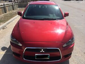 2015 Mitsubishi Lancer SE - $10,900 - Safetied / Low Km's