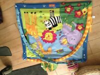 Baby play mat by Tiny Love