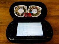 PSP 1000 Custom Firmware + Games + 4gb Card Excellent Condition