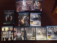 Blue ray movies box set
