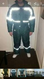 Dickies padded overalls