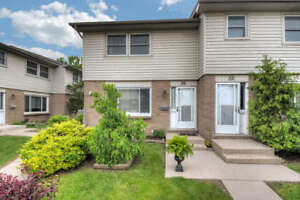 Available Sept 1st - 2 Storey Townhouse, minutes Downtown