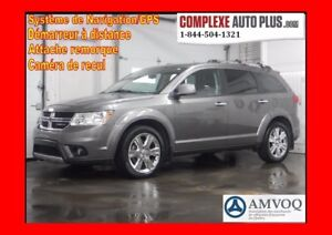2012 Dodge Journey R/T AWD 4x4*Navi/Cuir