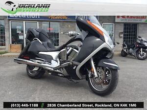 2008 Victory Motorcycles VISION TOURING