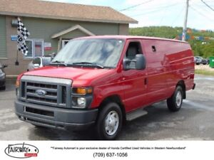 2013 Ford E350 VAN Commercial Extended Wheel Base