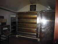 Deck Cresta Commercial Bread/Pizza Oven