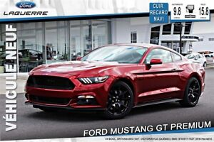 2017 Ford Mustang GT PREMIUM À 137$/SEMAINE