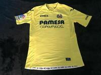 2016 Villarreal Shirt - Medium