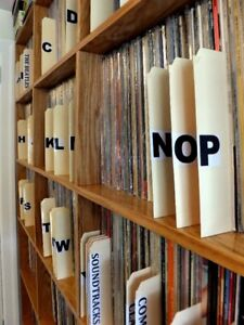 Vinyl Record Collection Everything Must Go Liquidation